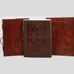 Leather Bound Journals and Sketch Books