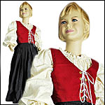 Children's Bodices, Skirts & Chemises, Dresses