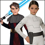 Children's Star Wars Costumes and Accessories for Sale