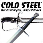 Cold Steel Medieval Swords and Asian Swords