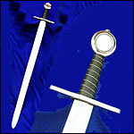 Battle Ready, Blunted-Rebated Re-enactment Swords
