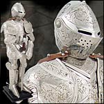 Full Suits of Miniature Armor