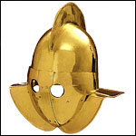 Gladiator Helmets for Collectors and Re-enactnors