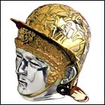 Roman Auxiliary Helmets historically accurate for Roman Re-enactment LARP and Display