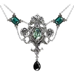 Queen of the Night Necklace 17-P503