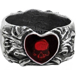 Broken Heart Ring 17-R123