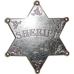 Sheriff Badge Replica 19-OD101