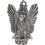 Winged Eagle Gun or Sword Hanger 19-OD2G