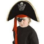 Child Size Pirate Hat