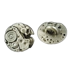 Small Steampunk Watch Button 21-2004