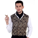 Princely Plus Size Double Breasted Vest  C1284