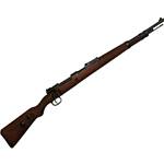 K98 German Rifle WWII Non-Firing Replica