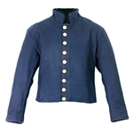 Union Officer's Round About Jacket Civil War 26-100906