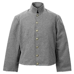 Confederate Civil War Shell Jacket Grey Wool 26-100908