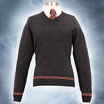 Hogwarts School Uniform Sweater with Tie 26-883501