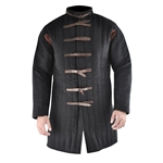 Black Buckle Closure Gambeson, Large  29-AB0138