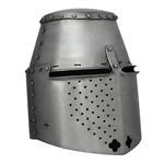 Great Helm, 14 Ga. 2mm, Large 29-AB0396
