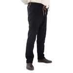 15th Century Pants, Black, Large 29-GB0248