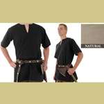 Medieval Tunic, Natural, Medium