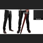Medieval Hose Black Extra Large 29-GB3884