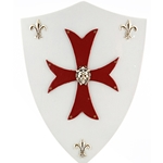 Crusaders Knights Mini Shield 31-AG880