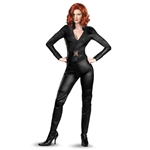 The Avengers Black Widow Deluxe Costume