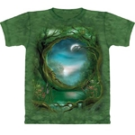 Moon Tree Adult 2X-Large T-Shirt 43-1012501