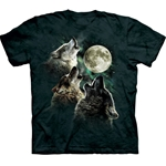 Three Wolf Moon Adult Plus Size T-Shirt 43-1020530