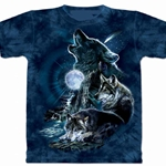 Bark At The Moon Adult Plus Size T-Shirt 43-1022751