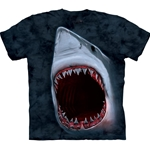 Shark Bite Adult T-Shirt 43-1031030
