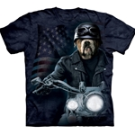Biker Sam Adult Plus Size T-Shirt 43-1032390