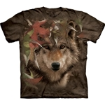 Autumn Encounter Adult Plus Size T-Shirt 43-1032980
