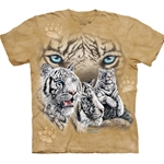 Find 12 Tigers Adult T-Shirt 43-1034620