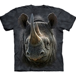 Black Rhino Adult Plus Size T-Shirt 43-1035020