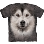Alaskan Malamute Adult Plus Size T-Shirt 43-1035920