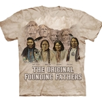 The Originals Founding Fathers Adult Plus Size T-Shirt