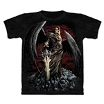 Death Wish Fantasy Adult Plus Size T-Shirt