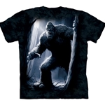 Sasquatch Bigfoot Adult Plus Size T-Shirt