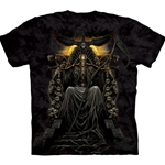 Death Throne Adult Plus Size T-Shirt