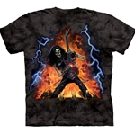 Play With Fire Adult Plus Size T-Shirt