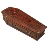 Cross Coffin Box 45-FB066
