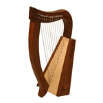 Baby Harp TM, Birch, 12 Strings 47-HPBY