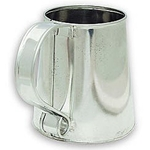 Tin Drinking Tankard 51-4689
