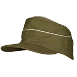 Officer's German Army WWII M41 Tropical Field Cap