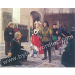 Richard Duke of Gloucester Medieval Greeting Cards A5