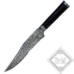 Damascus Knife AH-3635