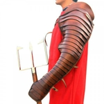 Gladiator Leather Arm Guard AH-6231-R