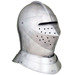 English Close Helm - 16th Century