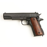 M1911A1 .45 Caliber Automatic Pistol Wood Grip Non Firing FD1227M