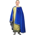 Historical Kings Robe Set 12th Century GH0052